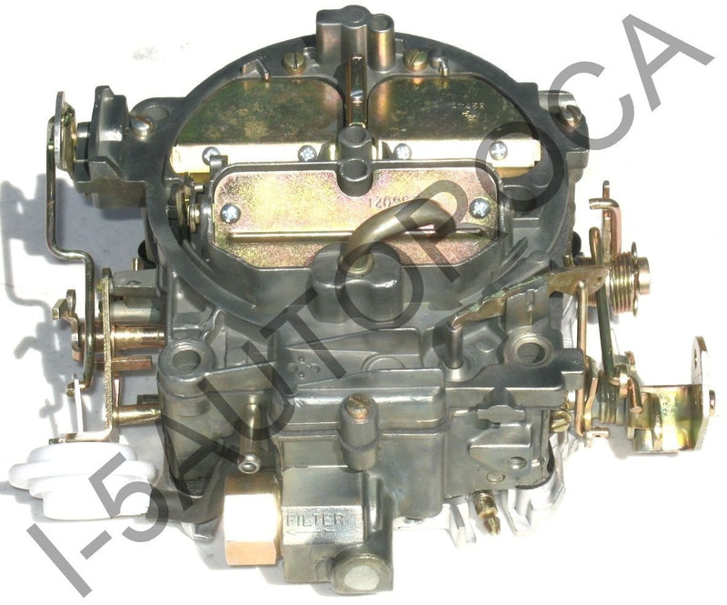 MARINE CARBURETOR FOUR BARREL QUADRAJET 4MV MCM 200/225 7037082 DICHROMATE - Marine Carburetors