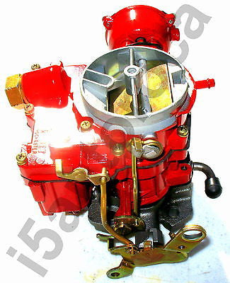 MARINE CARBURETOR ROCHESTER 2 BBL V6 4.3 VOLVO PENTA 434A 1993 REPLACES 856845 - Marine Carburetors
