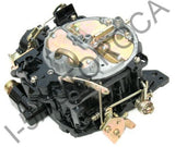 MARINE CARBURETOR ROCHESTER QUADRAJET V8 350 5.7L MCM 255 7044291 ELECTRIC CHOKE - Marine Carburetors