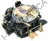 MARINE CARBURETOR 4BBL ROCHESTER QUADRAJET MERCRUISER 305 5.0L V8 ELECTRIC CHOKE - Marine Carburetors