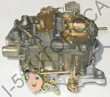 MARINE CARBURETOR 4 BARREL QUADRAJET WITH ELECTRIC CHOKE MERCRUISER DICHROMATE - Marine Carburetors