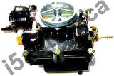 MARINE CARBURETOR 2 BBL ROCHESTER 2GC 4 CYL MERCRUISER 1336-3594 ELECTRIC CHOKE - Marine Carburetors