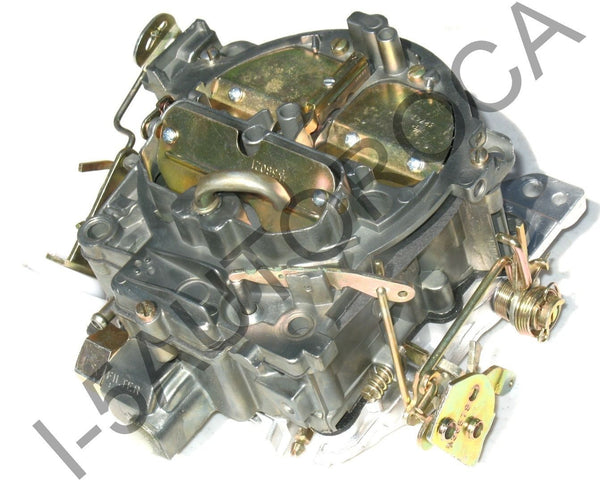 MARINE CARBURETOR ROCHESTER QUADRAJET REPLACES 1347-3237A3 DICHROMATE 327 CID - Marine Carburetors