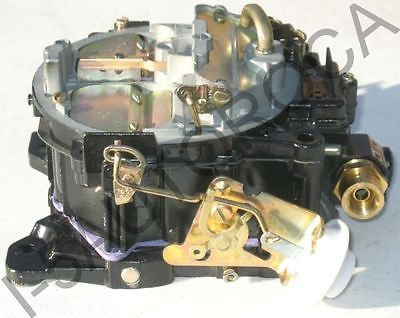 MARINE CARBURETOR 4 BARREL ROCHESTER QUADRAJET OMC 4.3 V6 17082515 4MV - Marine Carburetors