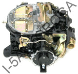 MARINE CARBURETOR ROCHESTER QUADRAJET MERCRUISER MCM 255 V8 350 ELECTRIC CHOKE - Marine Carburetors