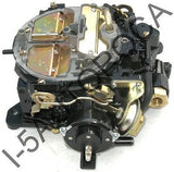 MARINE CARBURETOR ROCHESTER QUADRAJET FOR OMC 5.7 350 ELECTRIC CHOKE - Marine Carburetors