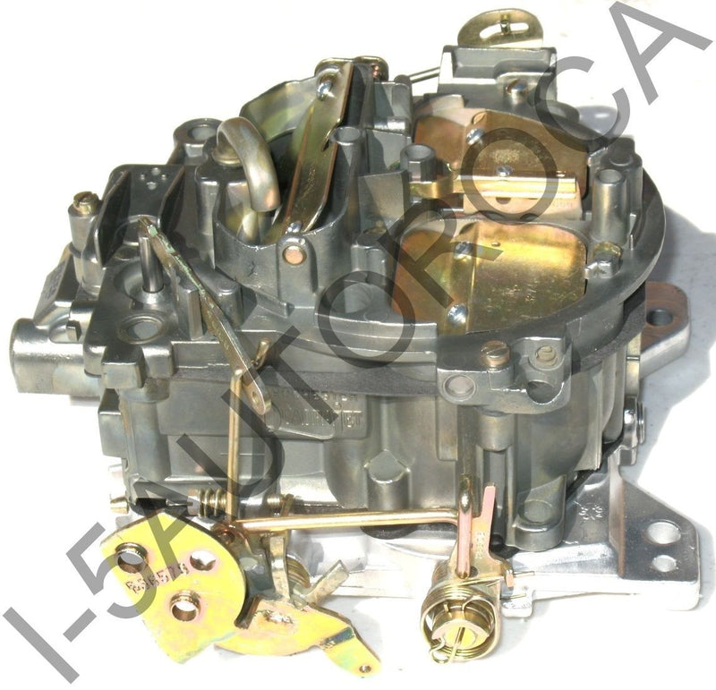 MARINE CARBURETOR ROCHESTER QUADRAJET MERCRUISER 502 8.2L BIG BLOCK DICHROMATE - Marine Carburetors
