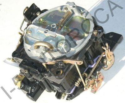 MARINE CARBURETOR 4 BARREL ROCHESTER QUADRAJET OMC 4.3 V6 17085010 4MV - Marine Carburetors