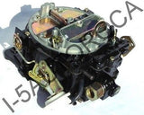 MARINE CARBURETOR 4 BARREL ROCHESTER 4MV QUADRAJET REPLACES 1347-804624R02 - Marine Carburetors