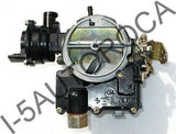MARINE CARBURETOR 2 BARREL ROCHESTER MCM 233 1376-5744A1 WITH ELECTRIC CHOKE - Marine Carburetors