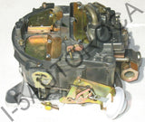 MARINE CARBURETOR 4 BARREL ROCHESTER QUADRAJET 454 7.4L MERCRUISER DICHROMATE - Marine Carburetors
