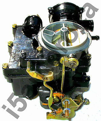 MARINE CARBURETOR 2BBL ROCHESTER 2GC 4 CYL MERCRUISER 1351-4263A2 ELECTRIC CHOKE - Marine Carburetors