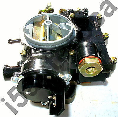 MARINE CARBURETOR 2 BBL ROCHESTER 2GC 4 CYL MERCRUISER 7043183 ELECTRIC CHOKE - Marine Carburetors