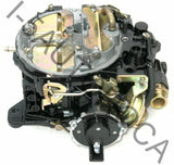 MARINE CARBURETOR ROCHESTER QUADRAJET 650 CFM FOR V8 ENGINES ELECTRIC CHOKE - Marine Carburetors