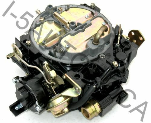 MARINE CARBURETOR ROCHESTER QUADRAJET 750 CFM FOR V8 ENGINES ELECTRIC CHOKE - Marine Carburetors