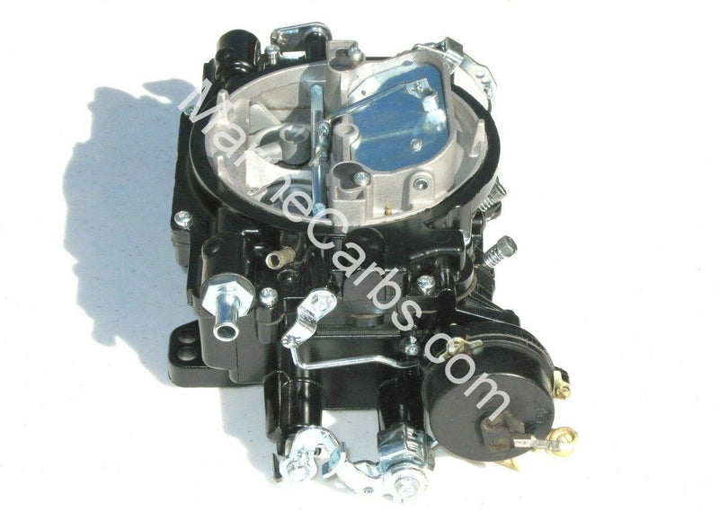 MARINE CARBURETOR WEBER 4BBL REPLACES 9770S V8 5.7 350 MERCRUISER ELECTRIC CHOKE - Marine Carburetors