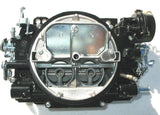 MARINE CARBURETOR WEBER 4BBL REPLACES 9781S V8 5.7 350 MERCRUISER ELECTRIC CHOKE - Marine Carburetors