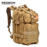34L Military Tactical Assault Pack Backpack IRL Level 3 Backpack