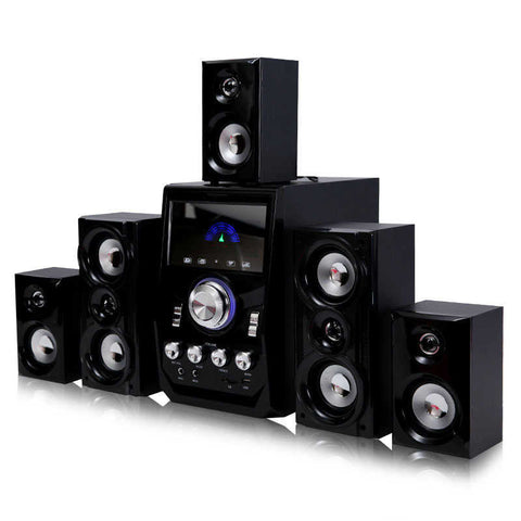 5.1 Desktop Surround Speaker Sound System