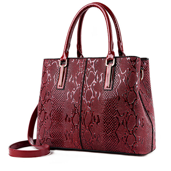Luxury Shoulder Tote Bag