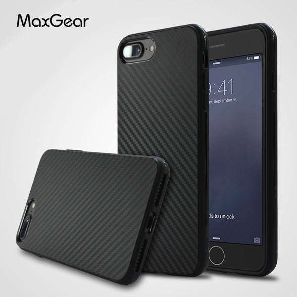 Thin Carbon Fiber Texture iPhone Case