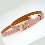 Candy Color Thin Casual Belt