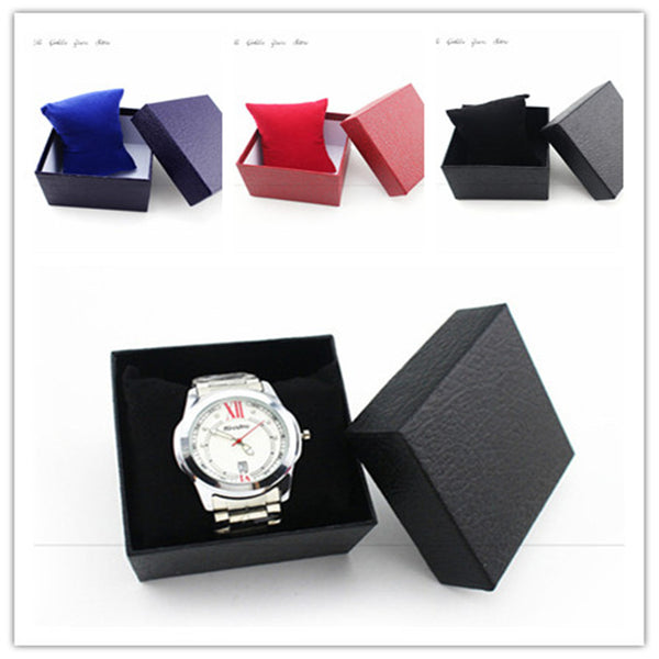 Crocodile Present Gift Box Case For Bracelets, Bangle Jewelry and Watches