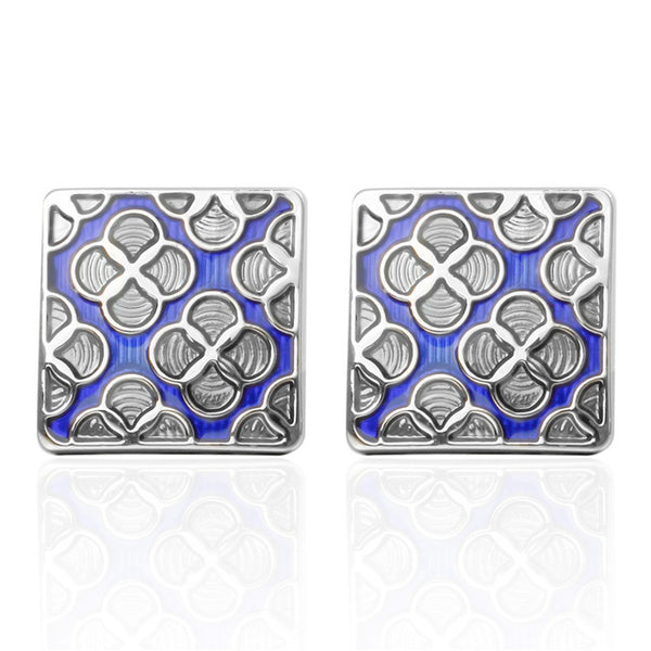 Patterned Shirt Cuffl Links