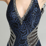 Mermaid Formal Evening Dress