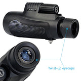 10x42 Monocular Telescope +Phone Adapter