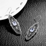 Vintage 925 Sterling Silver Jewelry Set