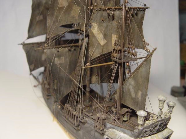 Black Pearl Model Kit - 1/96 scale