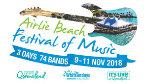 Party in Paradise: 2018 Airlie Beach Festival of Music