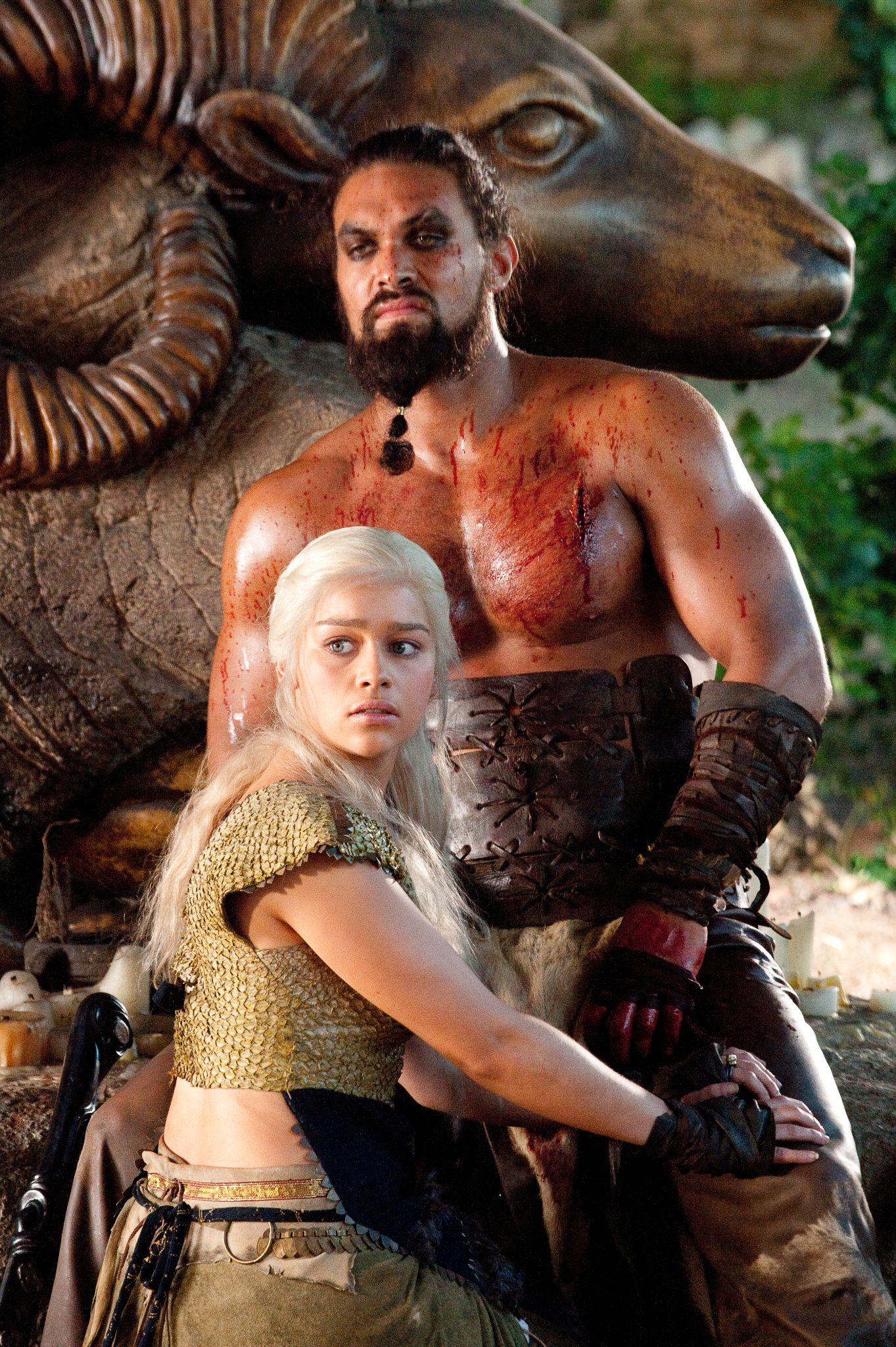 How 'Game of Thrones' Star Emilia Clarke Almost Died. Twice.