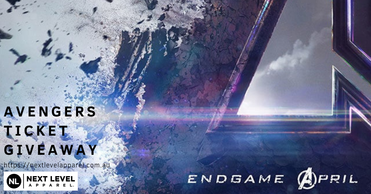 Win FREE Avengers: Endgame Movie Tickets!