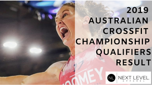 2019 Australian CrossFit Championship Qualifiers Results