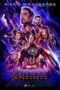 SPOILER ALERT! Epic Avengers Endgame Leak Hits the Internet