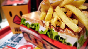 Too Much Fast Food can Cause Irreversible Dementia