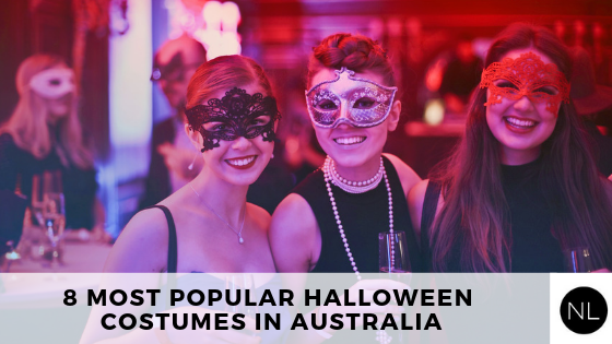 8 Most Popular Halloween Costumes in Australia this 2018
