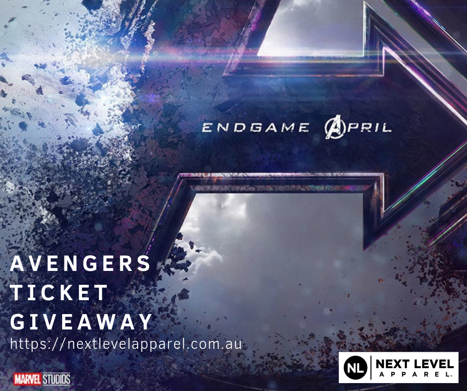 next level avengers endgame ticket giveaway