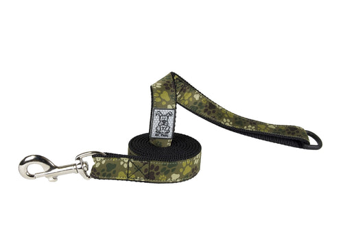 RC PET LEASH PITTER PATTER CAMO
