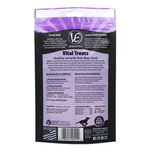 VITAL ESSENTIALS FREEZE DRIED TURKEY GIBLETS DOG TREATS