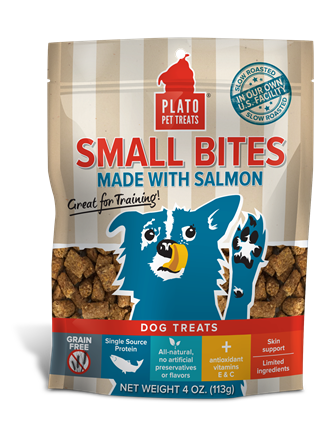 PLATO SMALL BITES SLAMON
