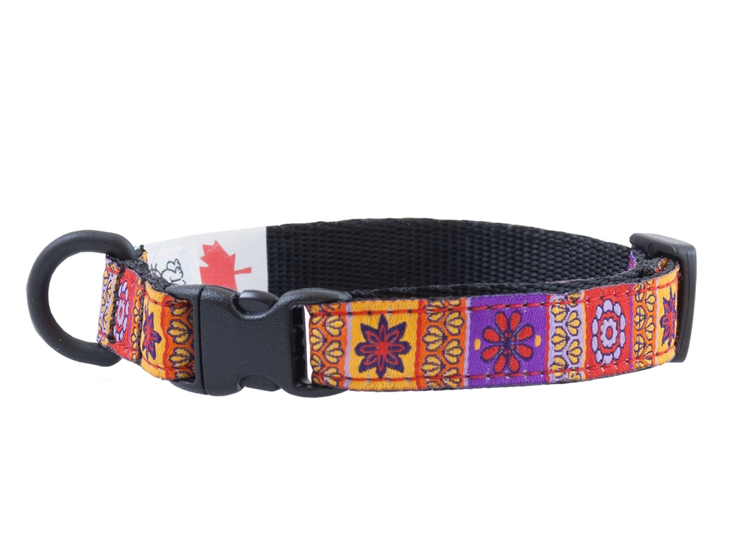 RC PET KITTY BREAKAWAY COLLAR TRENDY MEHNDI