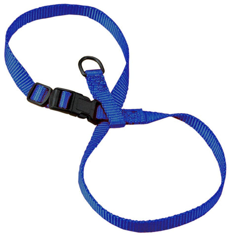 HAMILTON ADJUSTABLE FIGURE 8 CAT HARNESS BLUE