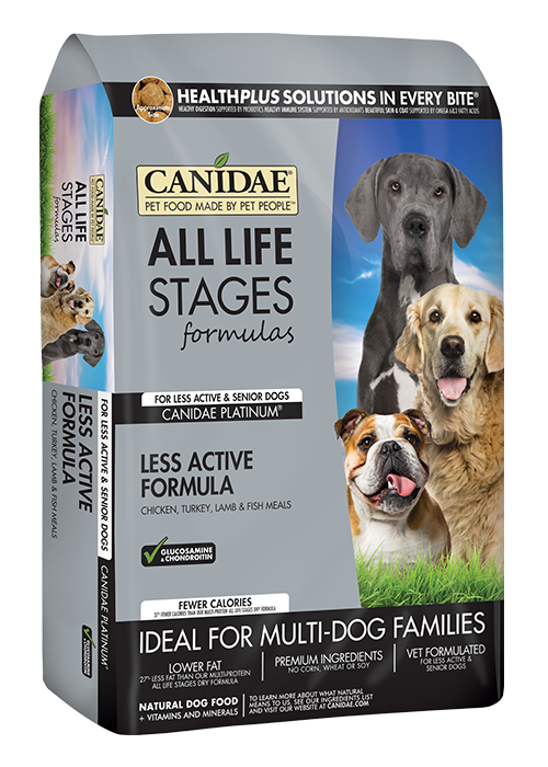 CANIDAE ALL LIFE STAGES PLATINUM FORMULA