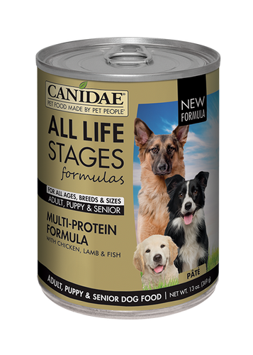 CANIDAE ALL LIFE STAGES 13OZ
