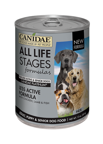 CANIDAE PLATINUM 13OZ CAN
