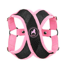 GOOBY ACTIVE X STEP-IN HARNESS PINK