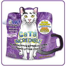 LUCY PET CATS INCREDIBLE LAVENDER CLUMPING LITTER